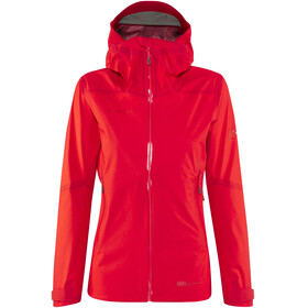 Mammut Masao Light HS Hooded Jacket Women barberry